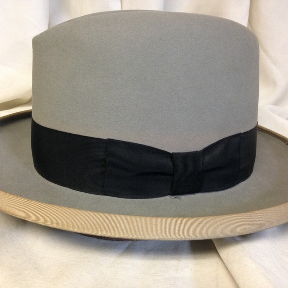 60d35362a334b0 Stetson Accessories | Vtg Royal De Luxe Stregis Sterba Brother ...